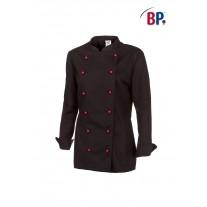 BP® Veste cuisinier femmes, 1542.400.32, mélange résistant