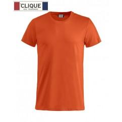 Clique® T-Shirt Basic-T Orange 29030