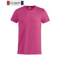 Clique® T-Shirt Basic-T Rose Cerise 29030