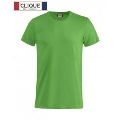 Clique® T-Shirt Basic-T Vert Pomme 29030