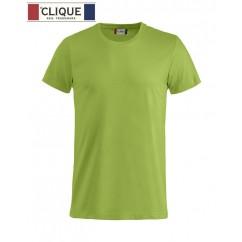 Clique® T-Shirt Basic-T Vert Clair 29030