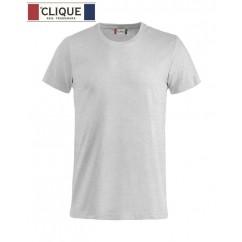 Clique® T-Shirt Basic-T Gris Cendré 29030