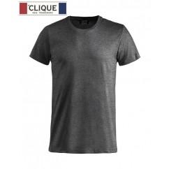 Clique® T-Shirt Basic-T Gris Anthracite 29030