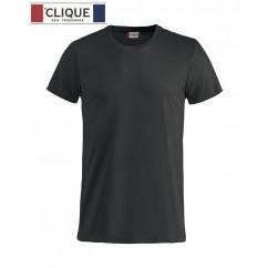Clique® T-Shirt Basic-T Noir 29030