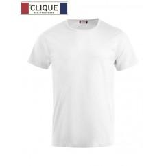 Clique® T-Shirt Fashion-T Blanc 29324