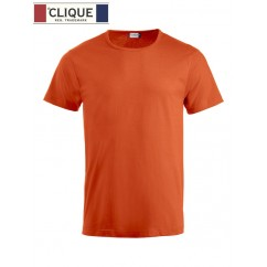 Clique® T-Shirt Fashion-T Orange Fluo 29324
