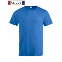 Clique® T-Shirt Fashion-T Bleu Vif 29324