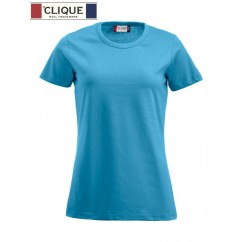 Clique® T-Shirt Fashion-T Ladies Turquoise 29325
