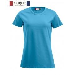 Clique® T-Shirt Fashion-T Ladies Turquoise 29325