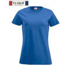 Clique® T-Shirt Fashion-T Ladies Bleu Royal 29325