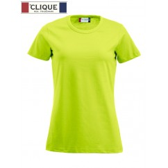 Clique® T-Shirt Fashion-T Ladies Vert HV 29325