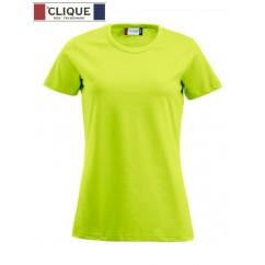 Clique® T-Shirt Fashion-T Ladies Vert HV 29325