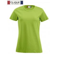 Clique® T-Shirt Fashion-T Ladies Vert Clair 29325