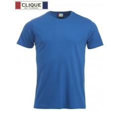 Clique® T-Shirt New Classic-T Bleu Royal 29360