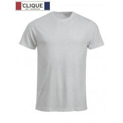 Clique® T-Shirt New Classic-T Gris Cendré 29360
