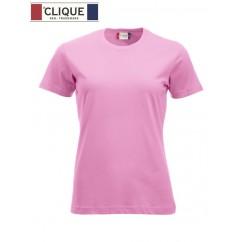 Clique® T-Shirt New Classic-T Ladies Rose Vif 29361