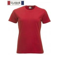 Clique® T-Shirt New Classic-T Ladies Rouge 29361