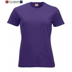 Clique® T-Shirt New Classic-T Ladies Violet Lila 29361