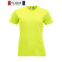Clique® T-Shirt New Classic-T Ladies Vert HV 29361