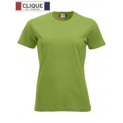 Clique® T-Shirt New Classic-T Ladies Vert Clair 29361
