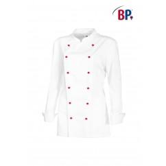 BP® Veste cuisinier femmes, 1542.400.21, mélange résistant