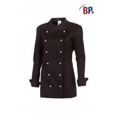 BP® Veste cuisinière noire femme 1543.684.32