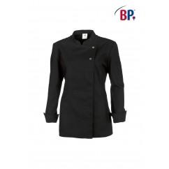 BP® Veste cuisinière noire femme 1544.400.32