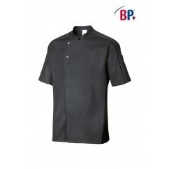 BP® Veste cuisinier grise 1/2 manches 1566.684.57