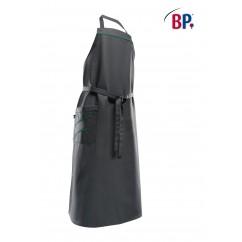 BP® Tablier à bavette Long Gris / Vert 1975.400.5772