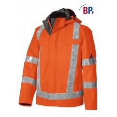 BP® Parka Tous Temps Orange Haute-Visibilité 2030.880.85
