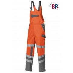 BP® Cotte à bretelles Orange Haute-Visibilité 2111.845.8553