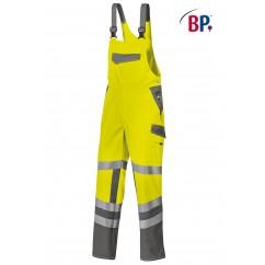 BP® Cotte à bretelles Jaune Haute-Visibilité 2111.845.8653