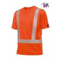 BP® T-shirt unisexe Orange Haute-Visibilité 2131.260.85