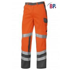 BP® Pantalon de travail Orange Haute-Visibilité 2210.840.8553