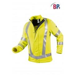 BP® Veste polaire Jaune Haute-Visibilité 2225.860.86